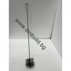 Четка за чистене на кюнци 1м. ф130