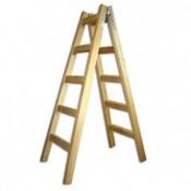 Дървени стълби